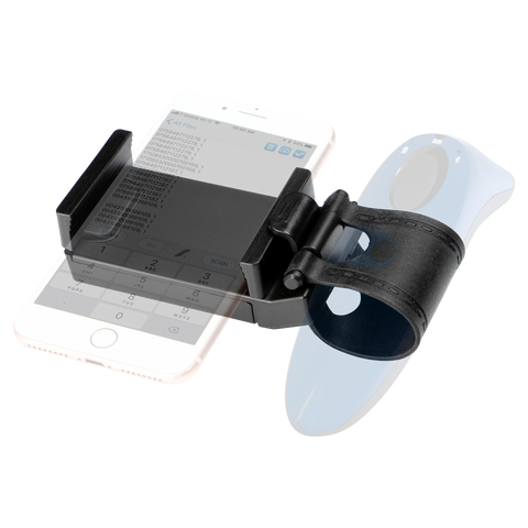 Scanner & Phone Holder for 7/600/700 Series Products