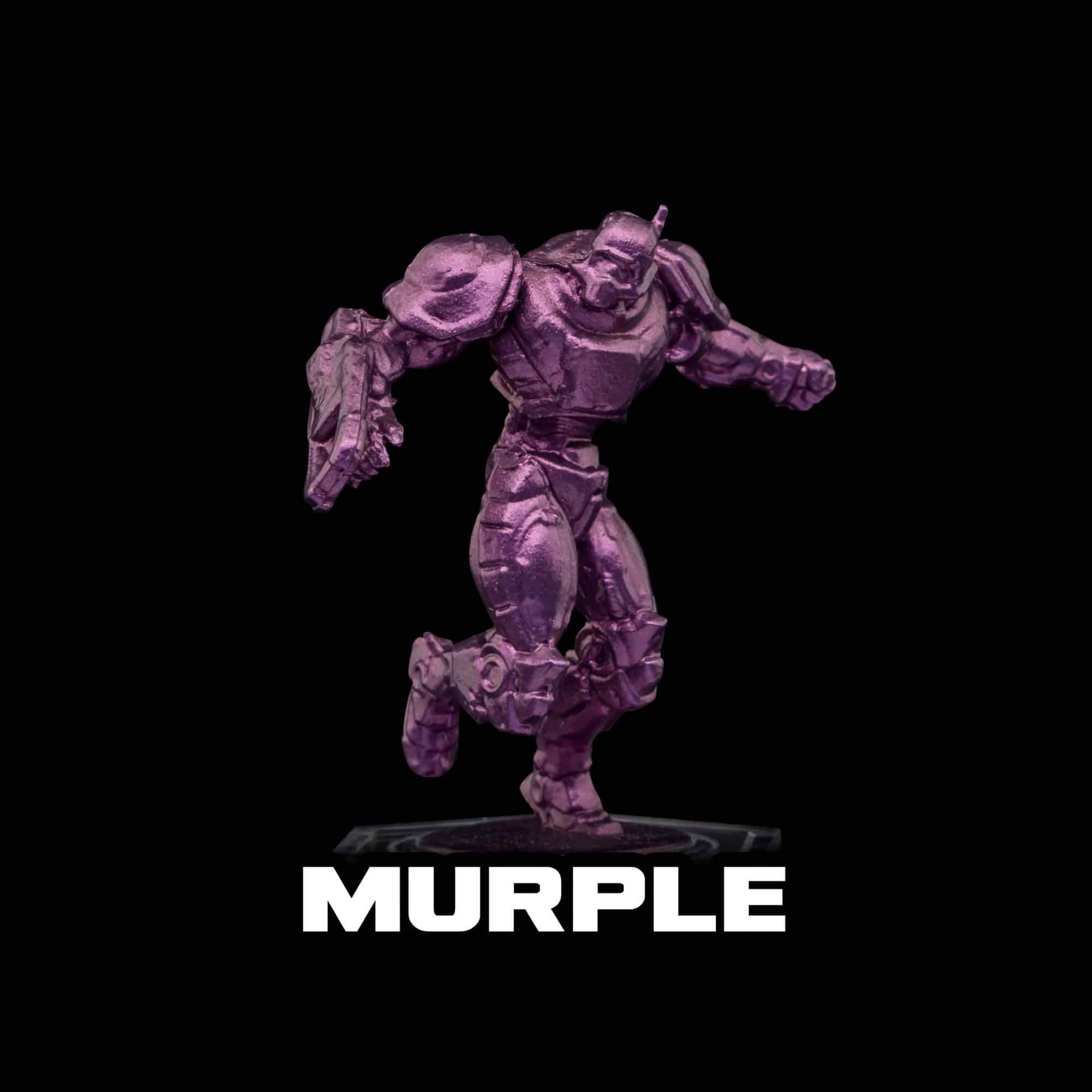 Turbo Dork Paint - Murple - Metallic