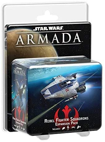 Star Wars: Armada - Rebel Fighter Squadrons Expansion Pack