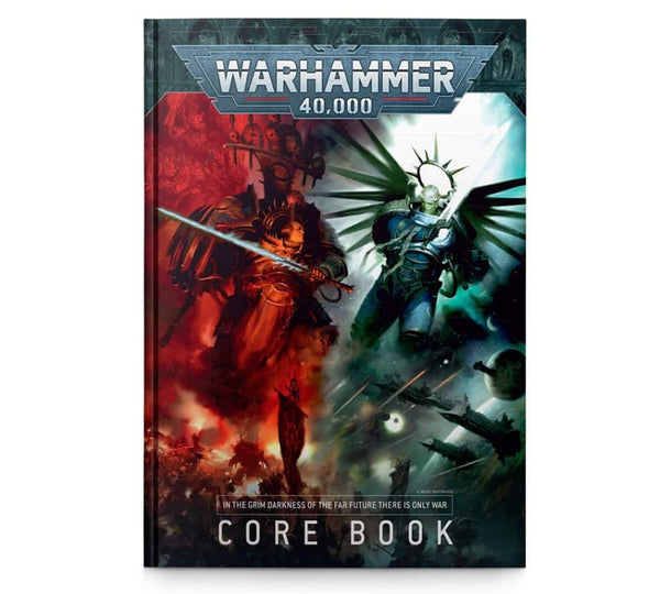 Warhammer 40,000 Core Rulebook (9th Edition)