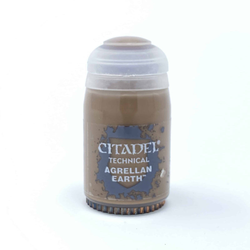 Citadel Paint - Technical: Agrellan Earth