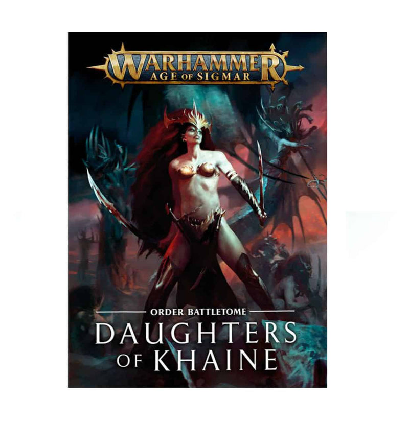 Daughters of Khaine - Battletome