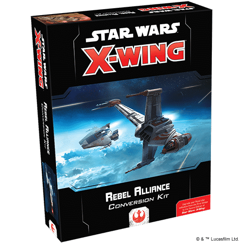 Star Wars X-Wing: Rebel Alliance Conversion Kit