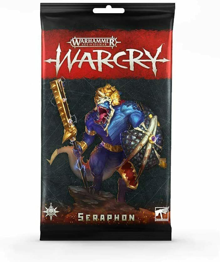 Warcry - Seraphon Card Pack