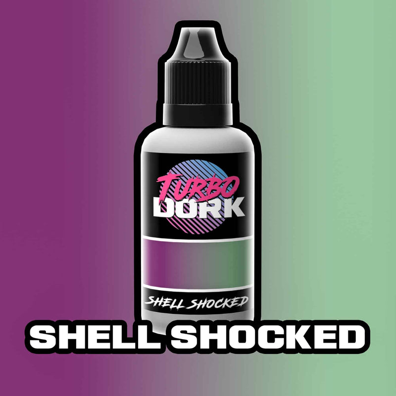 Turbo Dork Paint - Shell Shocked - Turboshift