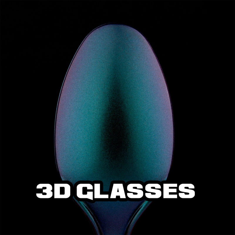 Turbo Dork Paint - 3D Glasses - Turboshift