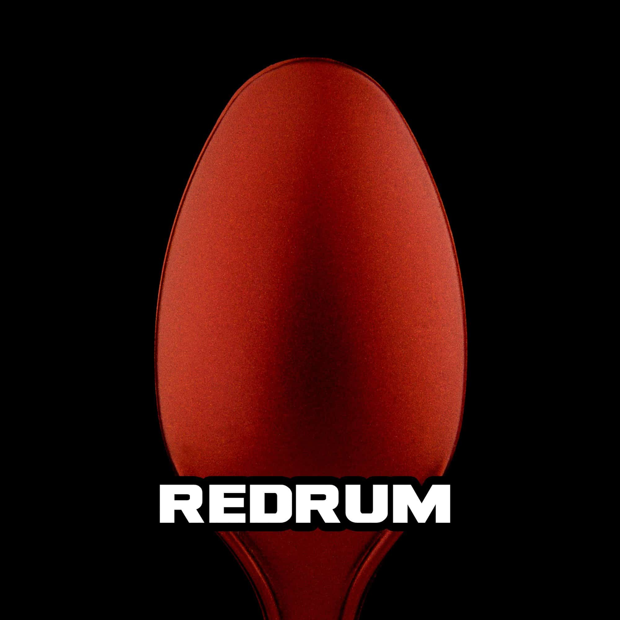 Turbo Dork Paint - Redrum - Metallic