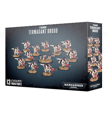 Tyranid - Termagant Brood