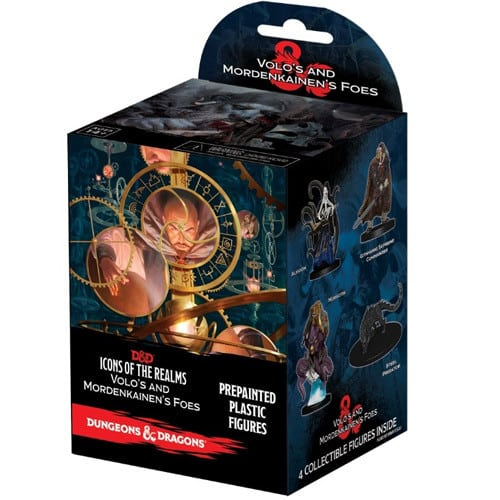 D&D Icons of the Realms: Booster Box - Volo's and Mordenkainen's Foes