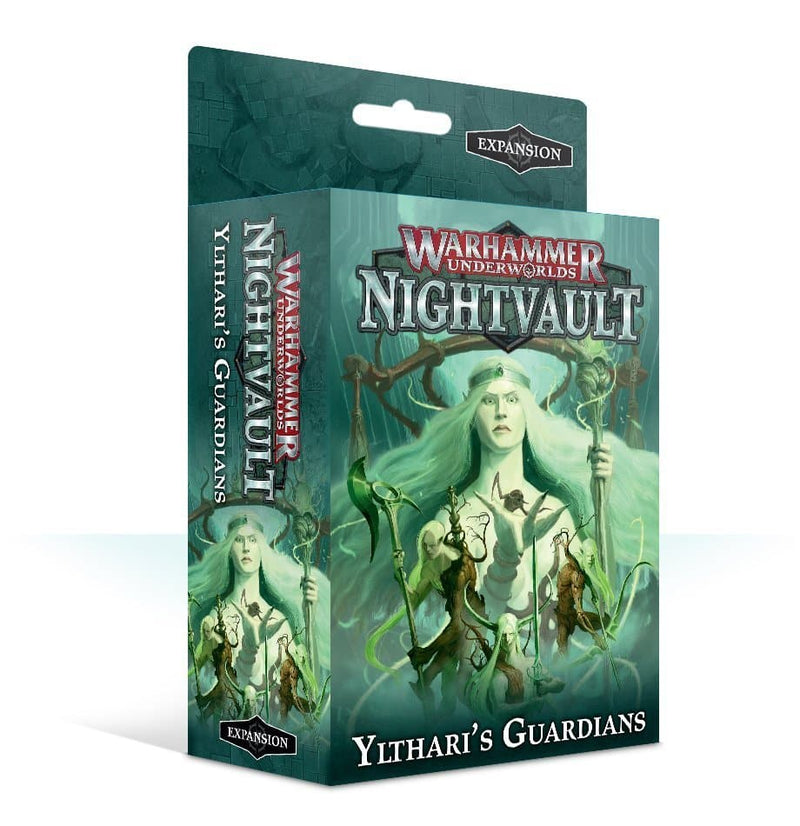 Nightvault: Ylthari's Guardians
