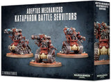 Adeptus Mechanicus - Kataphron Battle Servitors | (Breachers/Destroyers)