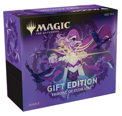 Throne of Eldraine Gift Edition Bundle