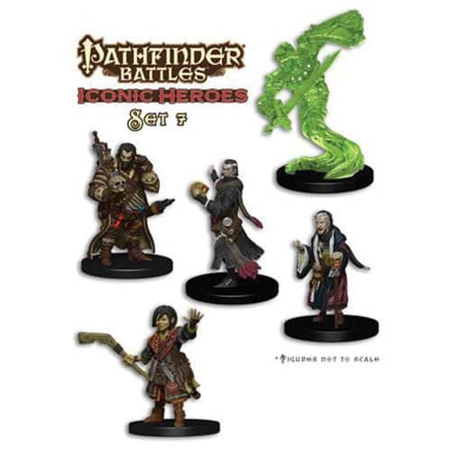 Pathfinder Battles: Iconic Heroes - Set 7