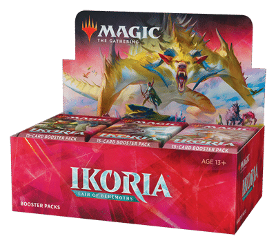 Ikoria Lair of Behemoths - Booster Box