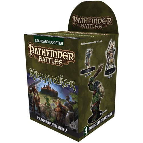 Pathfinder Battles: Booster Box - Kingmaker