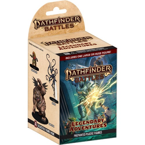 Pathfinder Battles: Booster Box - Legendary Adventures
