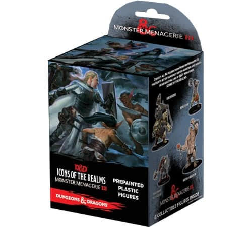 D&D Icons of the Realms: Booster Box - Monster Menagerie III