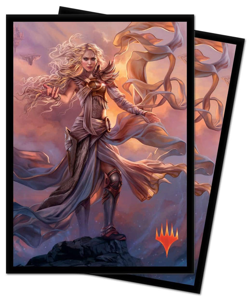 Matte Serra The Benevolent Sleeves (100) - Ultra Pro Sleeves