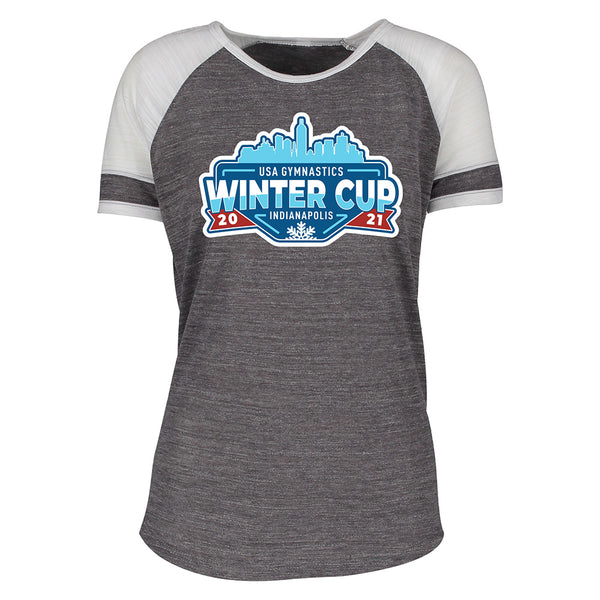 Ladies 2021 Winter Cup T-Shirt