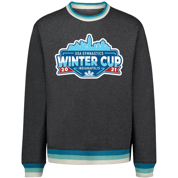 2021 Winter Cup Crewneck Sweatshirt