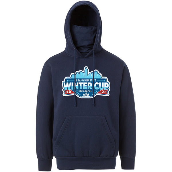 2021 Winter Cup Hooded Sweatshirt