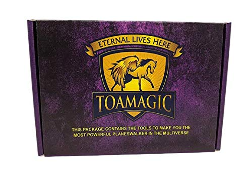 TOAMagic 1000 MTG Cards Starter Pack Including 5 Planeswalkers, 5 Mythics, 15 Rares and 10 Foils