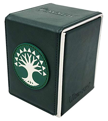 Ultra Pro 100ct Alcove Flip Deck Box MTG Guilds of Ravnica Selesnya