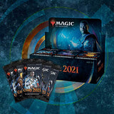 Magic: The Gathering Core Set 2021 (M21) Draft Booster Box | 36 Booster Packs (540 Cards) | Latest Set