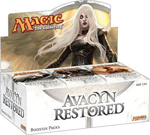 Magic: the Gathering - Avacyn Restored (AVR) Sealed Booster Box