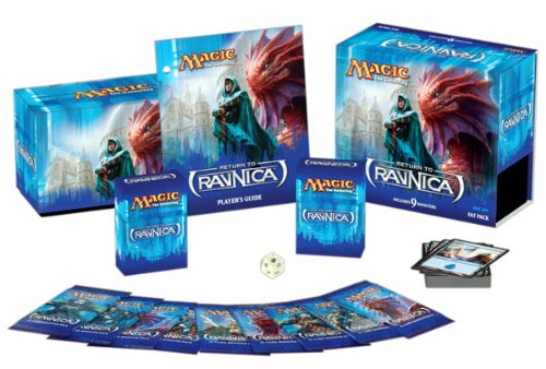 Magic: the Gathering - Return to Ravnica RTR Sealed Fat Pack Bundle
