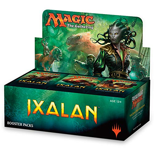 Magic The Gathering Ixalan Booster Box | 36 Booster Packs (540 Cards)
