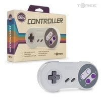 Tomee Super Nintendo Controller for SNES, M05170, 00813048010197