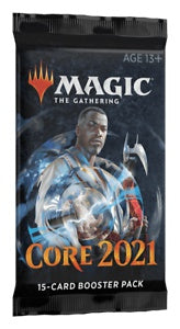 Core 2021 Booster Pack Brand New Booster Packs / Boxes