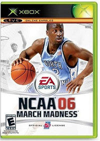 Ncaa March Madness 06 xbox