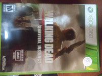 Walking Dead: Survival Instinct xbox 360
