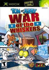Tom & Jerry War of the Whiskers - Xbox