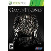 Game of Thrones - Xbox 360
