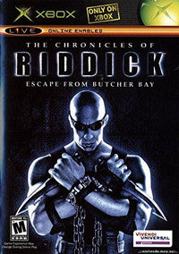 Riddick: Escape from Butcher Bay Xbox