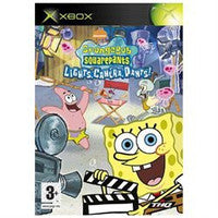 Spongebob Lights Camera Pants - Xbox
