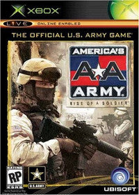 America's Army: Rise of a Soldier Xbox