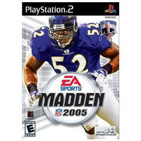 Madden NFL 2005 PS2