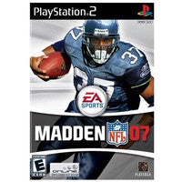 Madden NFL 2007 PS2