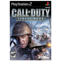 Call of Duty Finest Hour Playstation 2