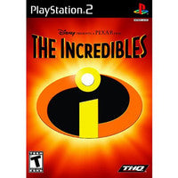 The Incredibles (PS2) Disney
