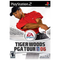 Tiger Woods PGA TOUR 06 PS2