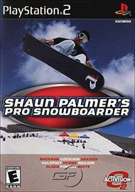 Shaun Palmer's: Pro Snowboarder PS2