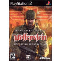 Return to Castle Wolfenstein PS2