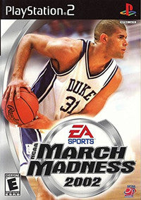March Madness 2002 PS2
