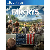 Far Cry 5 (Day 1) for PS4 (887256028848)