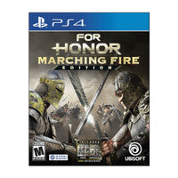 For Honor Marching Fire Limited Edition - All ps4
